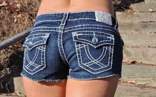 brand style la idol jeans shorts 208sp size s 1 3 m 5 7 l 9 11 color