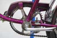 The Rail Spyder Muscle Bike Juvenile kids Bicycle Purple Shimano