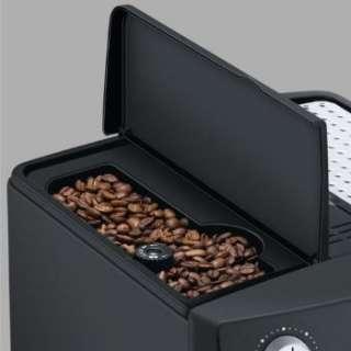 Bohnen? Sie haben die Wahl, ob Sie Kaffeepulver oder ganze Bohnen
