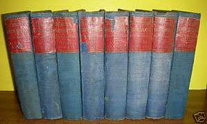 1915 The National Encyclopedia by Marshall/Vol. 1 8/Set