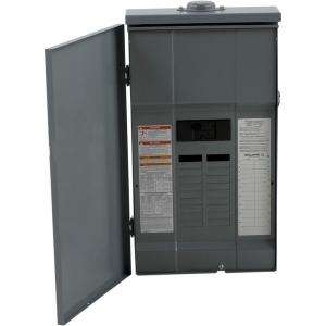 Square D by Schneider Electric QO 150 Amp 20 Space 30 Circuit Outdoor