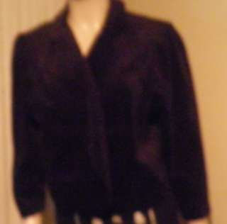 Gothic Steampunk Vampire Black Velvet TORRID Jacket