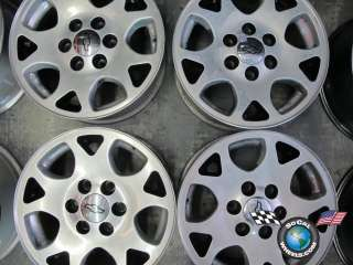 01 06 Chevy Tahoe Z71 Factory 17 Wheels OEM Rims 5117 Silverado 1500