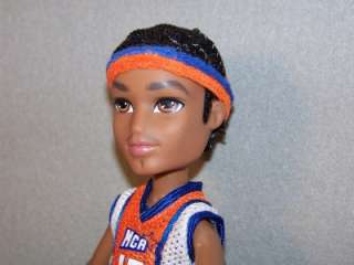 BRATZ BOYZ BASKETBALL DYLAN ULTRA RARE COLLECTIBLE DOLL