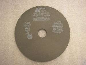Norton Silicon Carbide Grinding Wheel 8 X 3/8 X 1 1/4