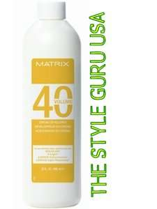 MATRIX SOCOLOR SOLITE 40 VOLUME DEVELOPER LITER 32oz *