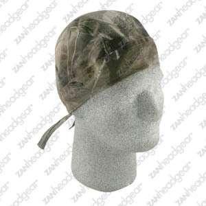 Real Tree Hardwoods HD Camo Doo Rag Headwrap Skull Cap
