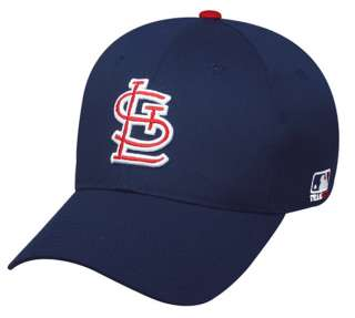 Cardinals YOUTH ALL Navy ST.L Cap MLB Licensed Replica Baseball Hat