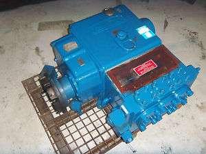 Hauhinco EHP 3K60 1=3.17:1 Hydraulic Pump High Pressure