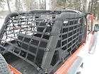 jeep cargo net