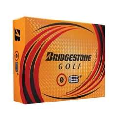 Bridgestone Golf Balls e6+ Baseball Hat Ball Cap