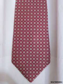 HERMES TIE Silk Necktie 5394 OA Brand New Gorgeous and Never Tied