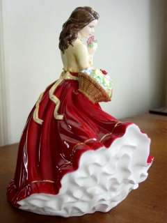 Royal Doulton Pretty Ladies CHARLOTTE Figurine # HN 5382   NEW