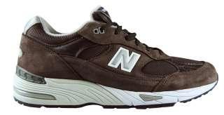 new balance marrone uomo 991