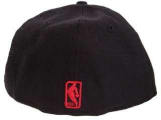 Casquette NEW ERA   Chicago Bulls   NBA   Black / Scarlet en vente sur