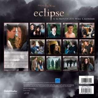 Eclipse A 16 Month Wall Calendar (Twilight Saga (Calendar