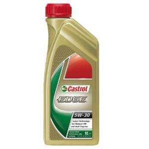 Litri CASTROL 5W30 EDGE OLIO MOTORE SINTETICO LL4 GARANTITO