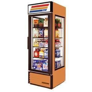 Copper True GEM 23 27 Glass End Merchandiser   23 Cu. Ft