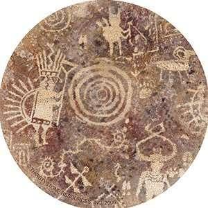 Petroglyph Southwest Spirit   Thirstystone Coasters