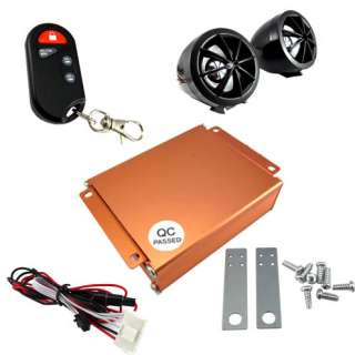 Motorcycle Bike Scooter Alarm Immobiliser Lock W/Remote NEW