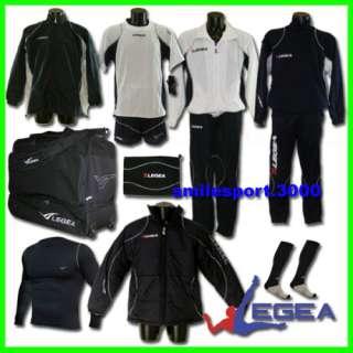 CORREDO LEGEA SET STORM SCUOLA CALCIO NER/BIA Tg. XL