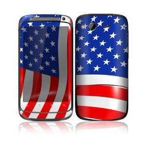 com I Love America Design Decorative Skin Cover Decal Sticker for HTC