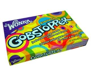 Wonka Everlasting Gobstoppers 170g Box Retro Sweets