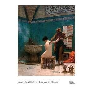 Jean Leon Gerome   The Bath, Ca. 1880   1885 Canvas:  Home