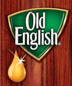 Set of Two (2) Old English 8 Ounce Light Wood Furniture Polish and