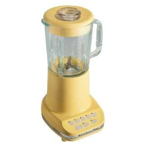 KitchenAid Blender   Majestic Yellow:  Kitchen & Dining