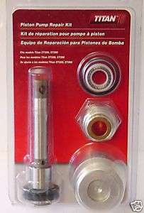 Titan Piston Pump Repair Kit XT250 XT290 Brand New