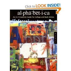 Alphabetica An A Z Creativity Guide for Collage and Book