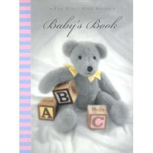 Babys Book The First Five Years [BABYS BK  OS] Virginia