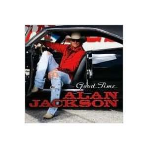 New Sbme Rca Alan Jackson Good Time Product Type Compact