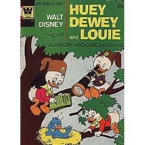 Huey, Dewy and Louie Junior Woodchucks (1966 series) #15