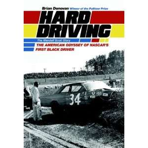 Hard Driving The Wendell Scott Story [Paperback] Brian