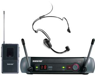 Shure PGX14/PG30 Headworn Wireless Microphone System