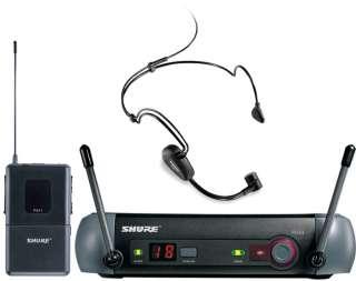 Shure PGX14/PG30 Headworn Wireless Microphone System
