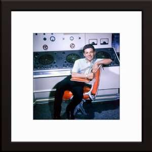Frankie Avalon Custom Framed And Matted Color Photo Total