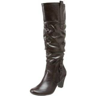 Karen Scott Cassidy Boots Knee Shoes Black Womens: Shoes