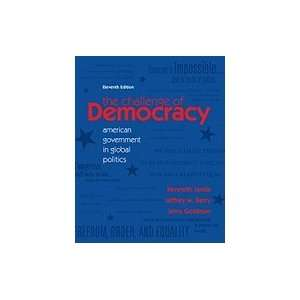 Challenge of Democracy (11th, 12) by Janda, Kenneth   Berry