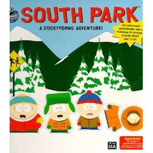 Stickyforms Adventure (South Park) (9780752217444): Matt Stone: Books