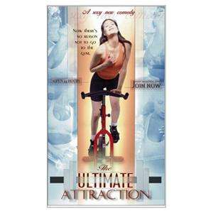 Ultimate Attraction~Gabriella Hall, David Chielens  VHS