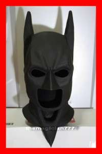 COSTUME PROP SUIT SIDESHOW BATMAN DARK THE KNIGHT RISES MASK COWL keep