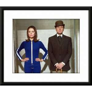 Color Photo (Diana Rigg Patrick Macnee)  Home & Kitchen