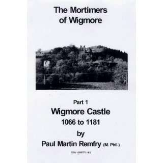Castle, 1066 1181 Pt.1 (9781899376148) Paul Martin Remfry Books