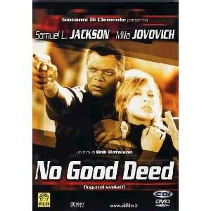 No Good Deed Samuel L. Jackson, Milla Jovovich, Stellan