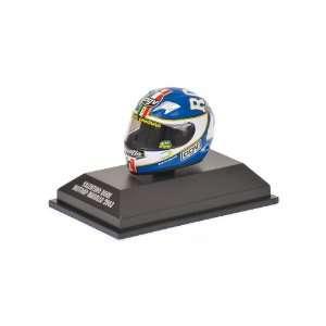 Minichamps Valentino Rossi Moto GP Mugello 2003 AGV Helmet