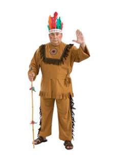 Native American Indian Warrior Plus  Cheap Indians Halloween Costume