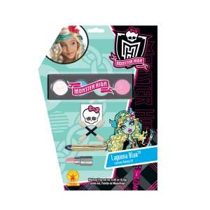 Monster High   Lagoona Blue Makeup Kit (Child), 802003